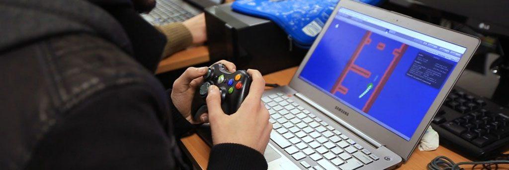programação de jogos