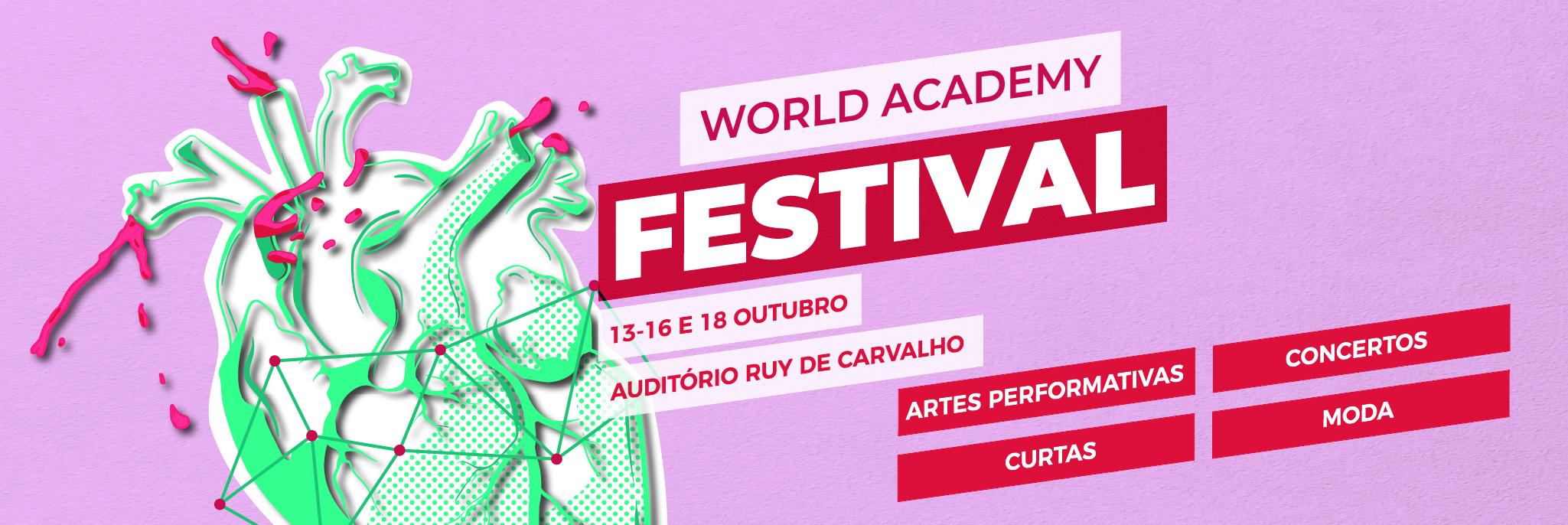 Festival World Academy 2020