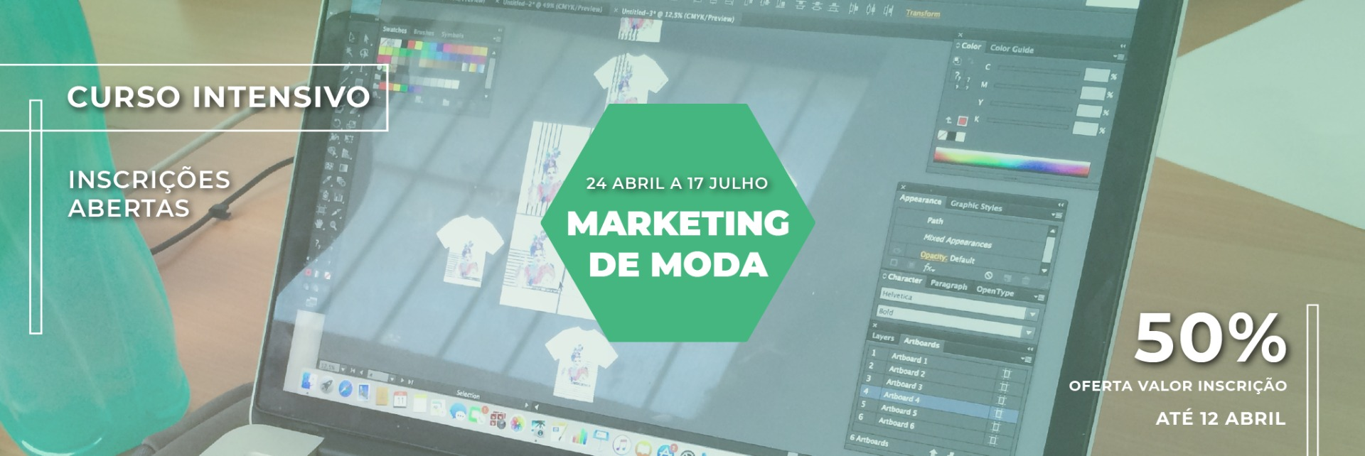 Curso Intensivo Marketing de Moda