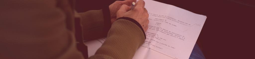 guionismo e caracterização